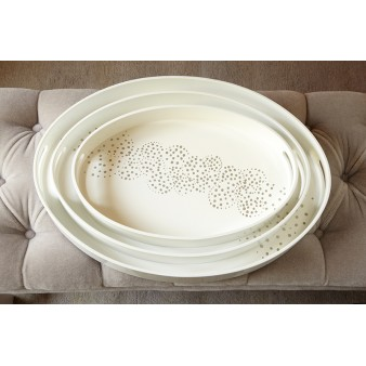 Oval Tray